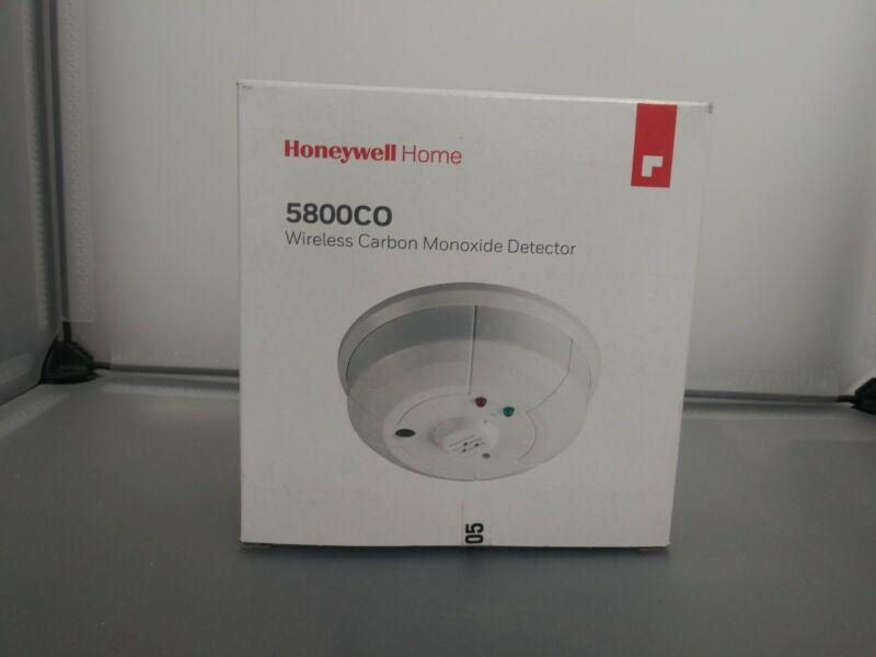 Honeywell 5800COMBO Carbon Monoxide Detector