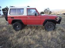 LANDCRUISER   X2 WRECKING 73 .75 SERIES PARTS Ouse Central Highlands Preview