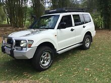 Mitsubishi Pajero NM requires Replacement Motor Boyland Ipswich South Preview