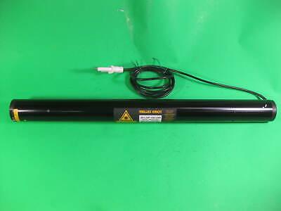 Melles Griot He Ne Laser Green Gas Head -- 25-lgp-193-249 -- Used
