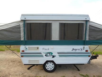 Awesome 2005 Jayco Hawk Outback 302  Camperagent RV Center Adelaide
