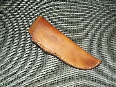 Custom Leather Sheath for Fixed Blade Knife 1028