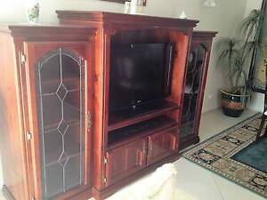 Display cabinet Raby Campbelltown Area Preview