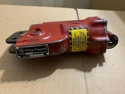 Chicago Pneumatic Cp-0214-cenel Compression Rivet Squeezer Tool
