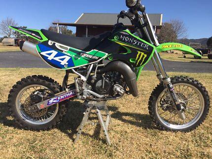 2007 KX 65 Motorbike