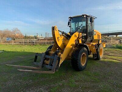 2012 Caterpillar Cat 924k Wheel Loader Wbucket Wforks 2491h Video Included