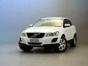 2012 VOLVO XC 60 Diesel D5 Wagon Wickham Newcastle Area Preview