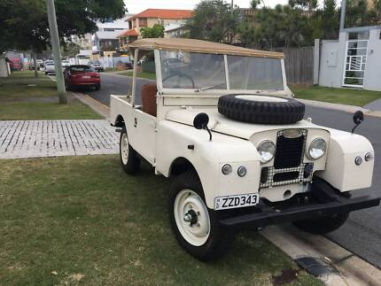 Landrover series one   1954 Burleigh Heads Gold Coast South Preview
