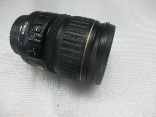 Canon Zoom Wide Zoom EF LENS 28-135mm f/3.5-5.6 USM IS