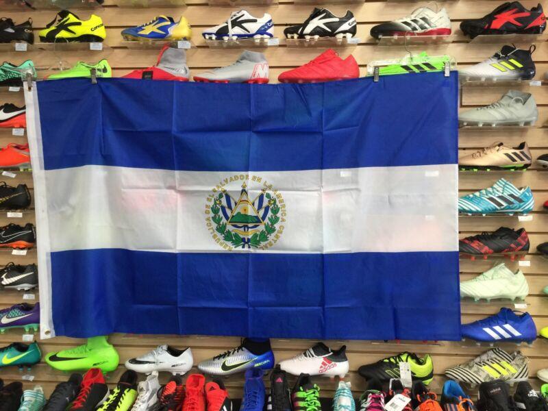 El Salvador Flag 3x5 Bandera De El Salvador Banner Of El Salvador 1 Piece Only