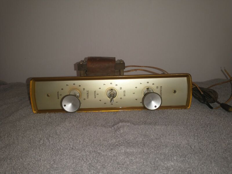 vintage victor record player7-HF-4 Ch= RS-146F, RCA parts repair