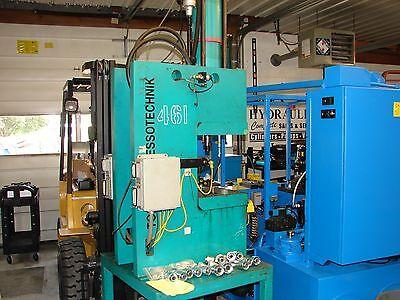 Tox Pressotechnik Hydraulic Press 30 Ton Stamp Crimp Punch Brake