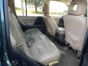 2001 Mitsubishi Pajero Wagon Thabeban Bundaberg City Preview