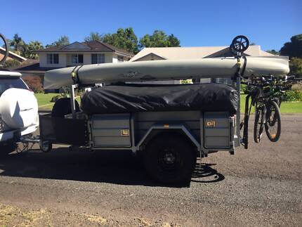 2014 Johnnos Dreamtime Off Road Camper Trailer North Nowra Nowra-Bomaderry Preview