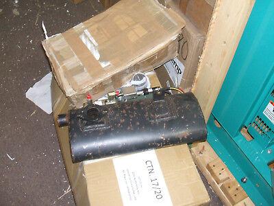 Muffler Lpw4 Engine Lister Petter Nos