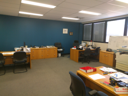 Large office space short term lease Epping