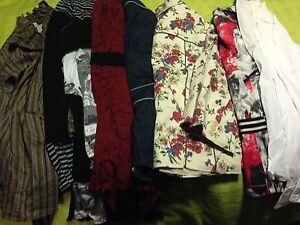 Lot of x-large shirts/blousr