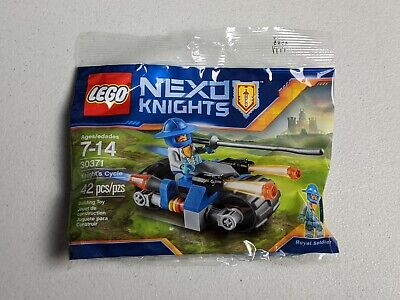 Lego Nexo Knights Polybag Set 30371 Knight's Cycle Sealed