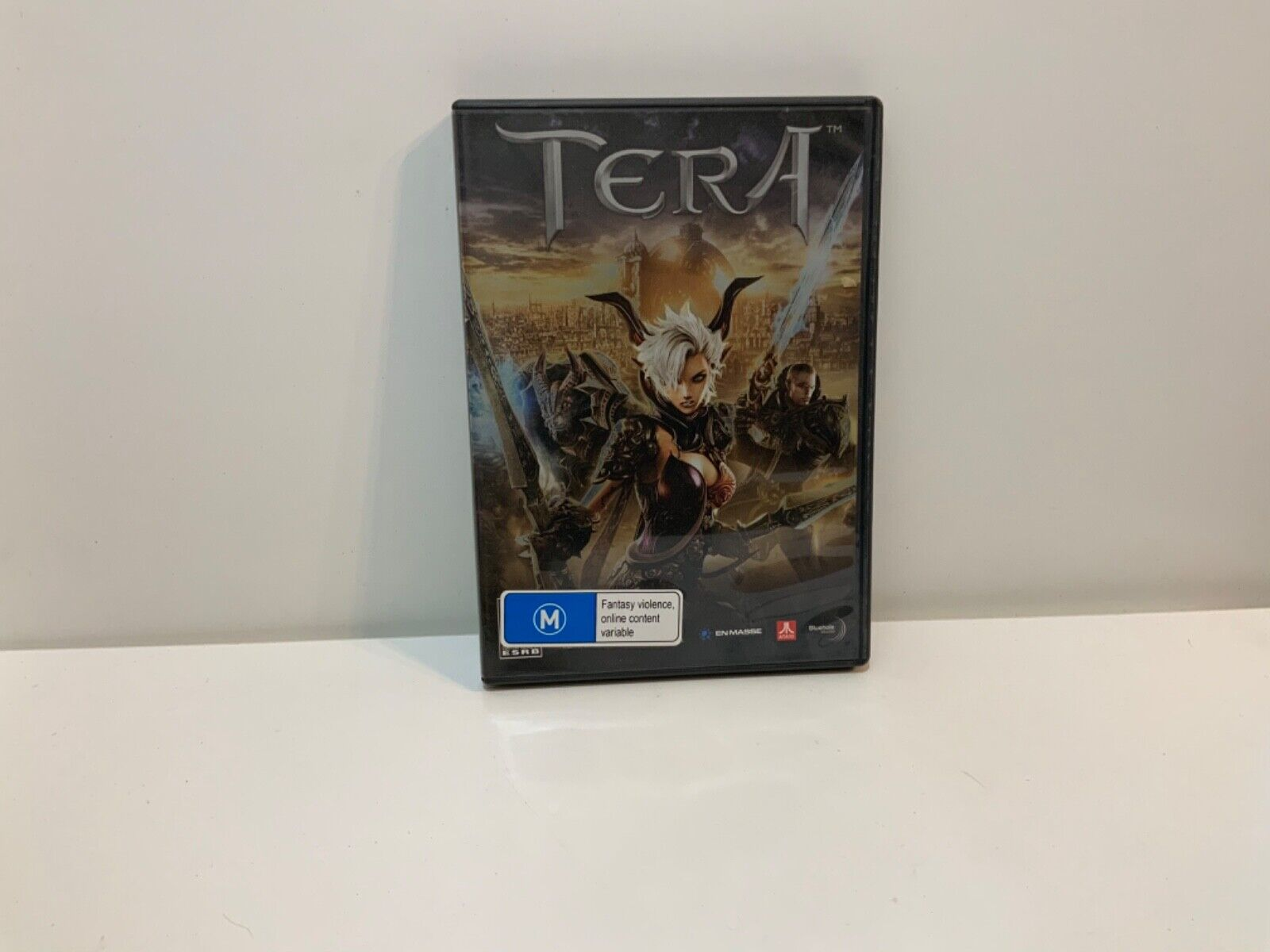 game computer - Tera - PC DVD CD Computer Game - Free Postage!