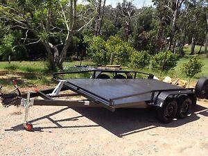 Car float car carrier trailer Garden Suburb Lake Macquarie Area Preview