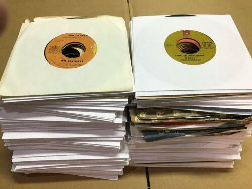 lot of 110 SOUL / FUNK / MOTOWN & DISCO 45 RPM RECORDS - 70s & 80s MODERN SOUL