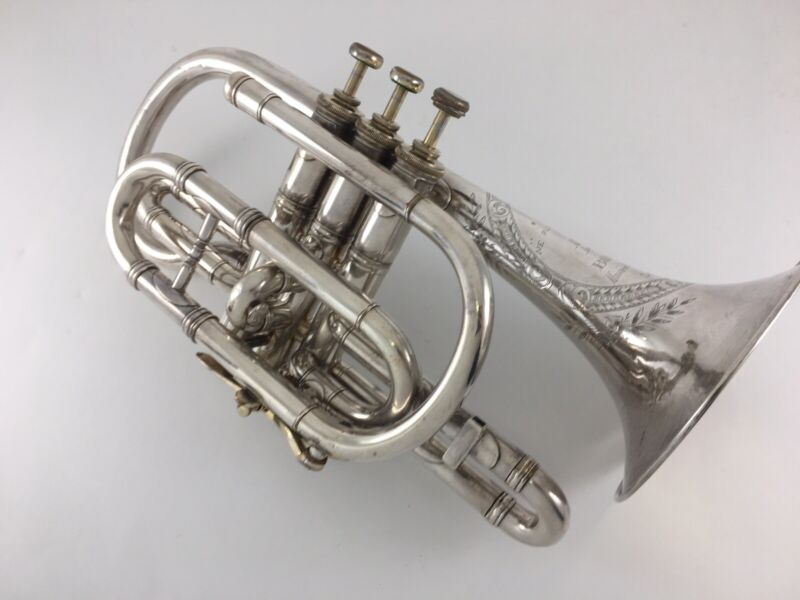 BOSTON 3 Star Cornet-Vintage-Plus Ultra-With Original Case and Extras REDUCED