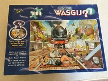 x2 Wasgij Jigsaw puzzles Tamborine Ipswich South Preview