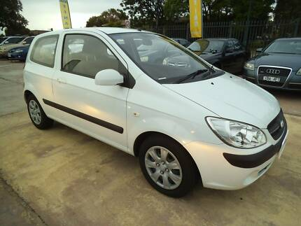 2010 HYUNDAI GETZ 1 OWNER FULL SERVICE HISTORY $4990 St James Victoria Park Area Preview