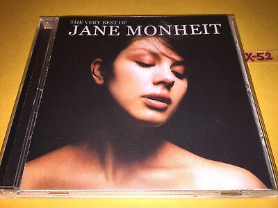 BEST of JANE MONHEIT 15 hits CD over the rainbow CHEEK TO CHEEK still of