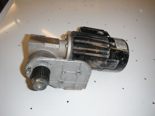 Bodine 3 Phase Motor with Bosch Angle Reducer (4426)