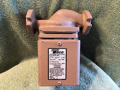 0013-bf3 Bronze Taco Circulator Pump New No Box From Shelf Inventory