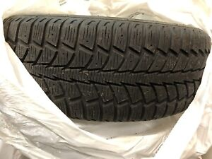 4 Winter Tires nitrogen filled with RIMS