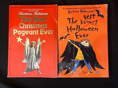 The Best Christmas Pageant Ever The Worst Best Halloween Ever Barbara (The Best Worst Christmas Pageant Ever)