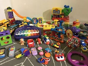 Mega huge lot of baby and toddler toys