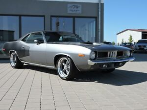 Plymouth Cuda in Top Zustand, Note 2+