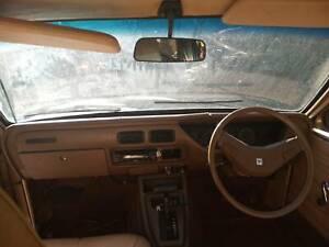 1982 Holden Gemini SL Automatic Sedan