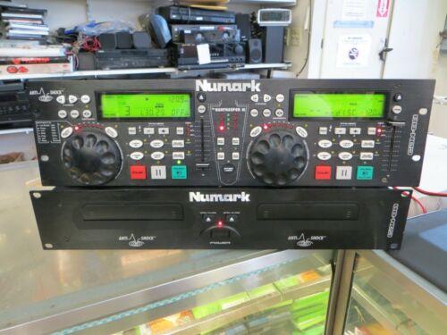 Numark CDN88 Dual USB/MP3 CD Player w Beatkeeper III ⭐Excellent Working Condit⭐