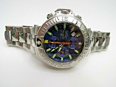 Invicta Men's Subaqua Noma II Automatic Chronograph 2874 Watch Valjoux 7750