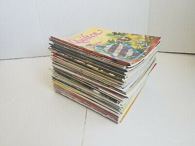 Lot Of 65: Quilter's Newsletter Magazine Quilting Craft Sewing Sew Many Quilts