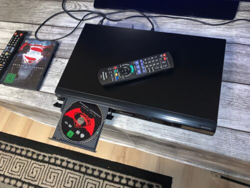 Panasonic DMR-EX96C DVD-/ und Festplattenrecorder mit 320GB, DVB-C Kabeltuner