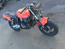 1988 KAWASAKI GPX 750 WRECK OR RESTORE St Agnes Tea Tree Gully Area Preview