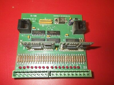 Cincinnati Part 841365 Rev.a. Fully Tested And Cleaned Pcb
