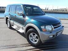 2001 Mitsubishi Pajero  4X4 Automatic 7 Seater Drives Supurb Rosewater Port Adelaide Area Preview