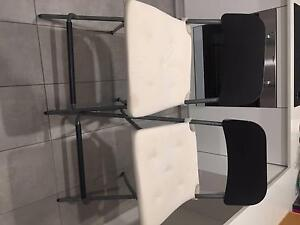 Ikea Bar Stool with Backrest, foldable Randwick Eastern Suburbs Preview