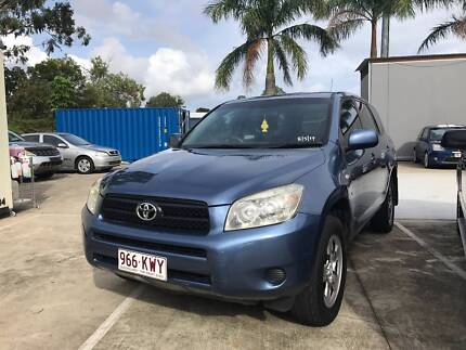 2007 Toyota RAV4 RWC/REGO DRIVE AWAY !!!! Capalaba West Brisbane South East Preview