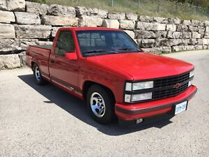 MINT 1990 CUSTOM CHEV DON'T MISS YOUR CHANCE RARE OPPORTUNITY