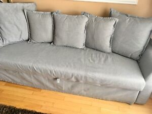 EXCELLENT Condition Sofa bed (IKEA)