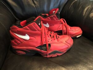 Retro Nike Flight Red Shoes - Only $50!!!