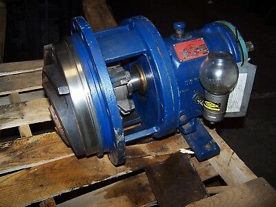 Goulds 1x2x10 316 Ss Centrifugal Pump Power End Assembly 30 Gpm Model 3196