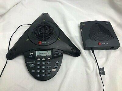 Polycom Soundstation 2w Wireless Base Conference Phone 2201-07800-160